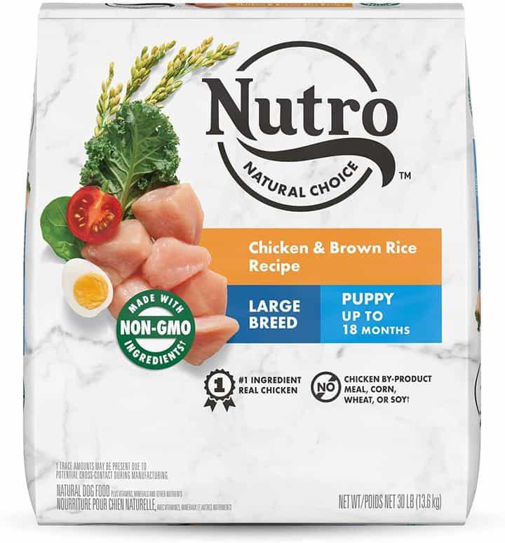 Nutro sensitive stomach dog food