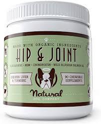 Natural Dog Company Hip & Joint