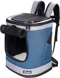 JesPet Dog & Cat Carrier Backpack