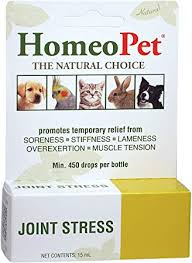 Click to open expanded view HomeoPet Joint Stress Dog, Cat, Bird & Small Animal Supplement, slide 1 of 3 Slide 2 of 3 Slide 3 of 3 HomeoPet Joint Stress Dog